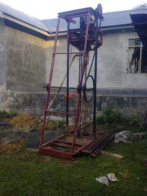 Bor Sumur berbagai type mesin bor sumur