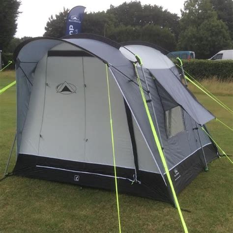 sunnc silhouette 225 driveaway awning compact easy