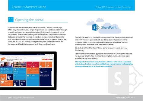 Office 365 Classroom Office 365 Education In The Classroom