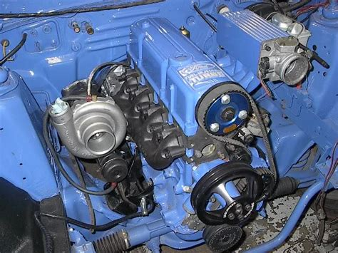 Ford 2 3 Turbo Engine Ford 2 3l Engine Non Turbo Ford Free Engine Image For
