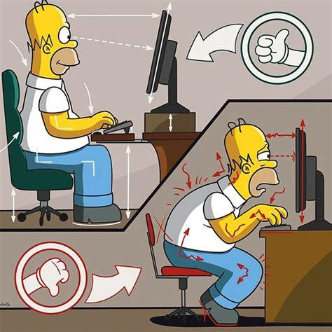 les principales cl 233 s pour un poste de travail ergonomique