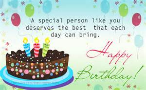 birthday card special person birthday cards a special person like you