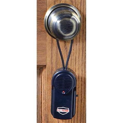 2 pk of u s patrol door alarms 202419