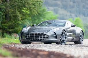 Aston Martin One 77 Pictures Stunning Aston Martin One 77 Photoshoot Gtspirit