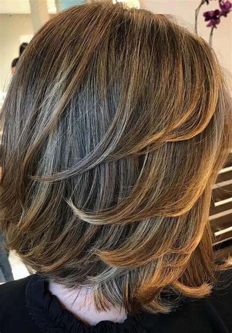 medium thick hairstyles 2018 hairstyles