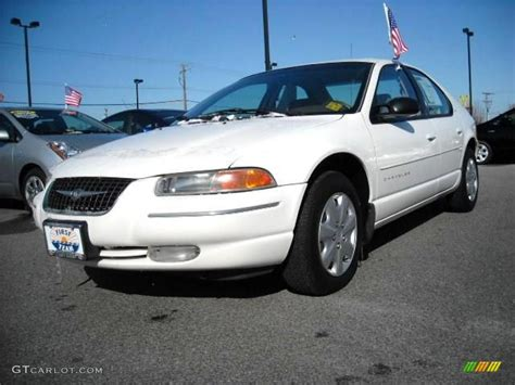 1999 Chrysler Cirrus Lxi by 1999 White Chrysler Cirrus Lxi 4656128 Gtcarlot