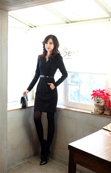 Dress Dress Korea Baju Korea 122 dress korea model terbaru 2014 model terbaru jual