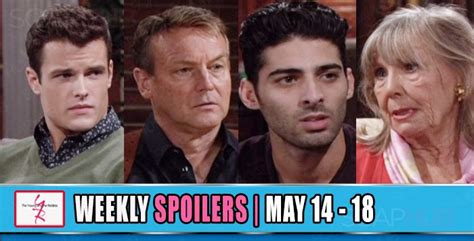 general hospital spoilers young and the restless the young and the restless spoilers yr twists and turns