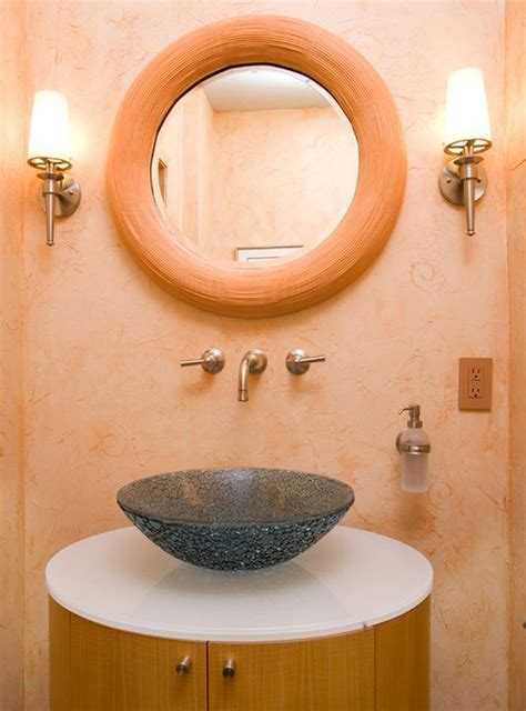 Coral Color Bathroom Decor » Home Design 2017