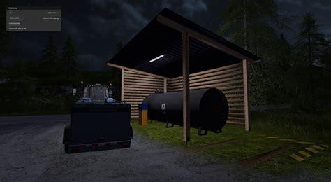 Gas Ls by Upk Gas Station Fillable V 1 0 Ls 17 Farming Simulator