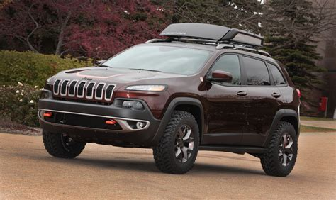 sema jeep grand cherokee chrysler reveals 2013 sema lineup