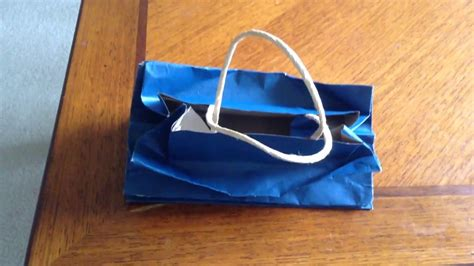 Ultimate Origami - expanding bag by ultimate origami with my crafts
