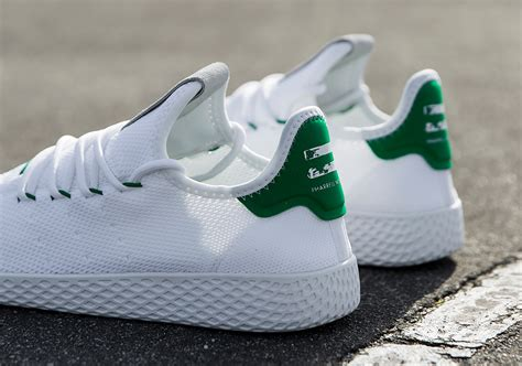 pharrell adidas tennis hu release date sneakernews