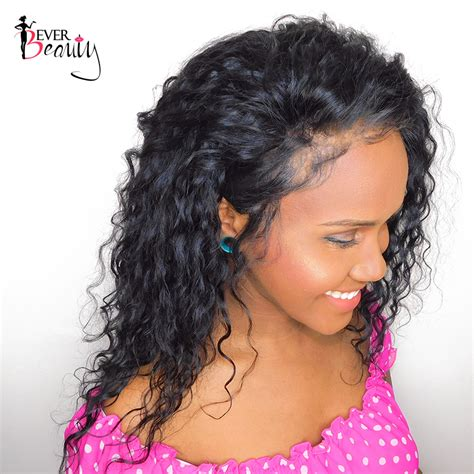 curl in front of hair pic aliexpress com buy ever beauty loose curly lace front