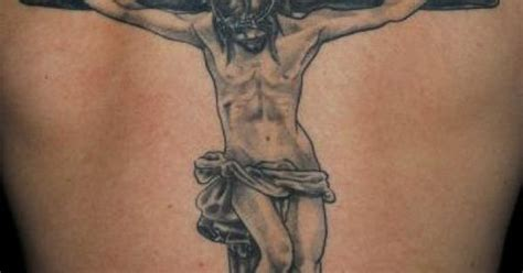 jesus crucifixion tattoo 50 meaningful ideas crucifixion of jesus