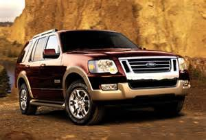 2007 Ford Explorer Reviews 2007 Ford Explorer Review