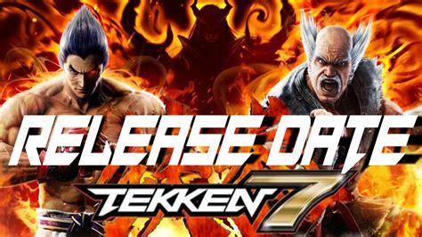Kaset Ps4second Tekken 7 tekken 7 ps4 release date