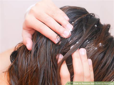 what is product buildup and how can it affect your hair 4 ways to remove hair build up naturally wikihow