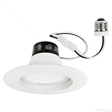 Tcp Lighting Fixtures Tcp Led14dr5627k 14w Retrofit Led Downlight 800 Lumens
