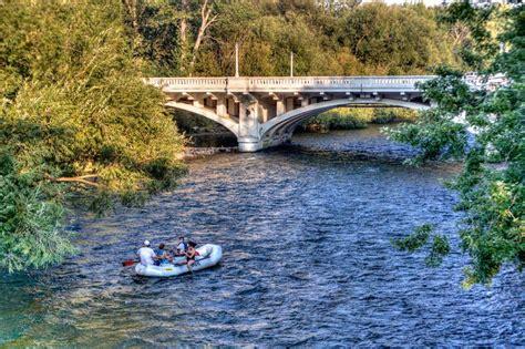 48 hours in boise idaho oars