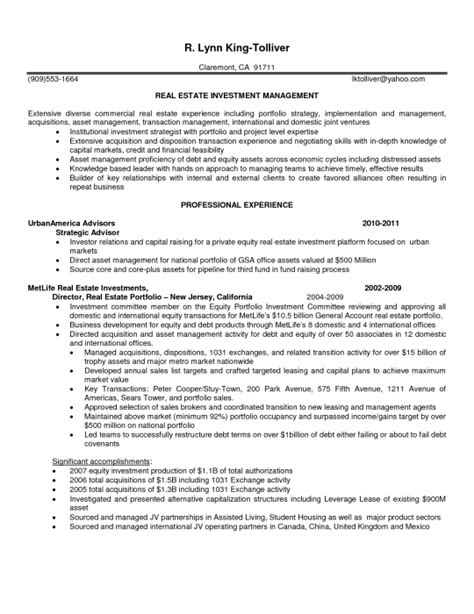 most used resume format real estate investor resume best resume gallery