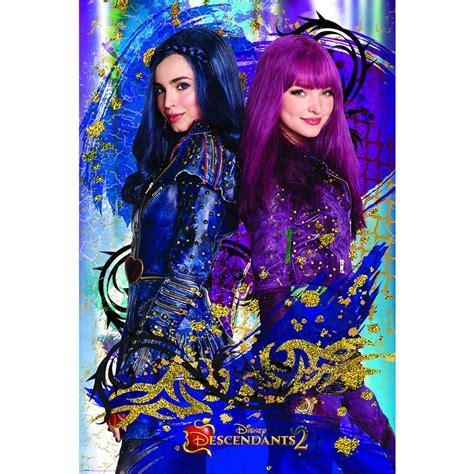 Evie E by Descendants Poster Evie Mal Posters Buy Now In The
