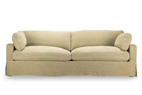 slipcover sofas hton slipcover sofa natural