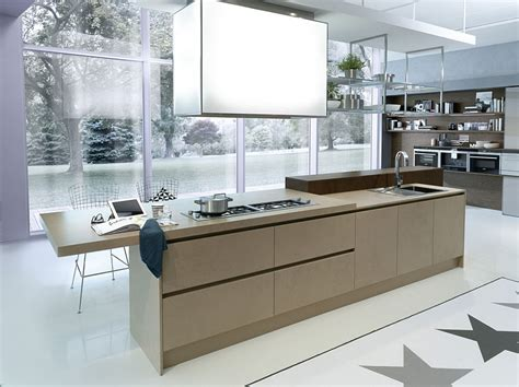 kitchen islands modern contemporary italian kitchen space saving versatile