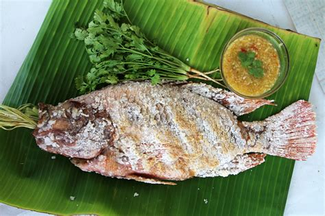 Fish Grill Recipe by Authentic Thai Grilled Fish Recipe Pla Pao ปลาเผา