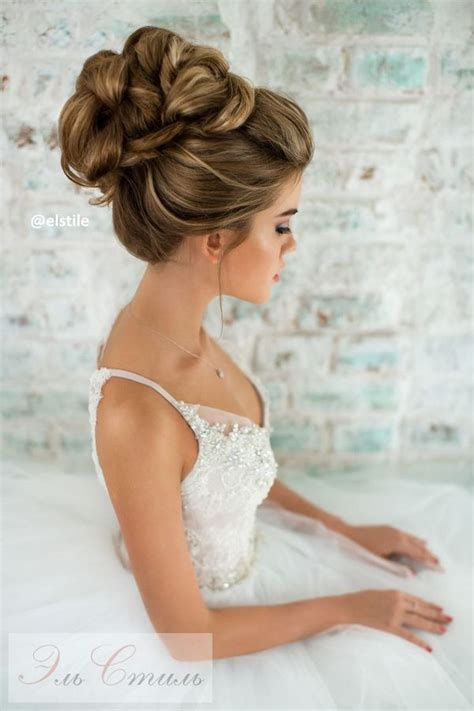 Wedding Hairstyles Half Updos Pictures by Best 25 Bridal Hair Updo Ideas On Wedding