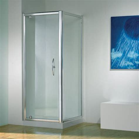 Kudos Original 760mm Pivot Shower Door Uk Bathrooms 760mm Pivot Shower Door