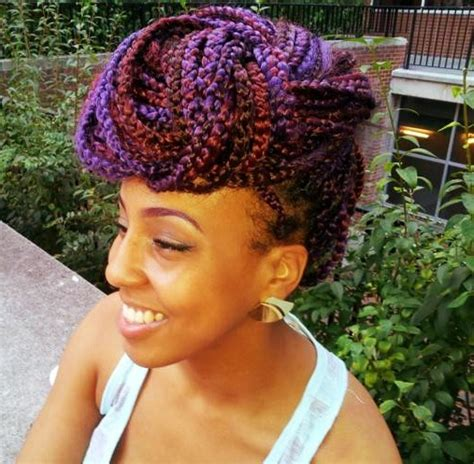 color braids curlbox curly hair products color cues 4 box
