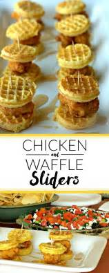 kid friendly bowl appetizers chicken waffle sliders day eats that are easy to make kid friendly