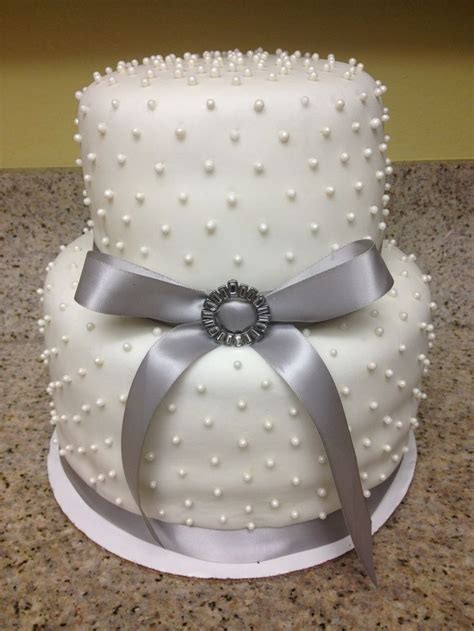 25 best ideas about 25th wedding anniversary cakes on