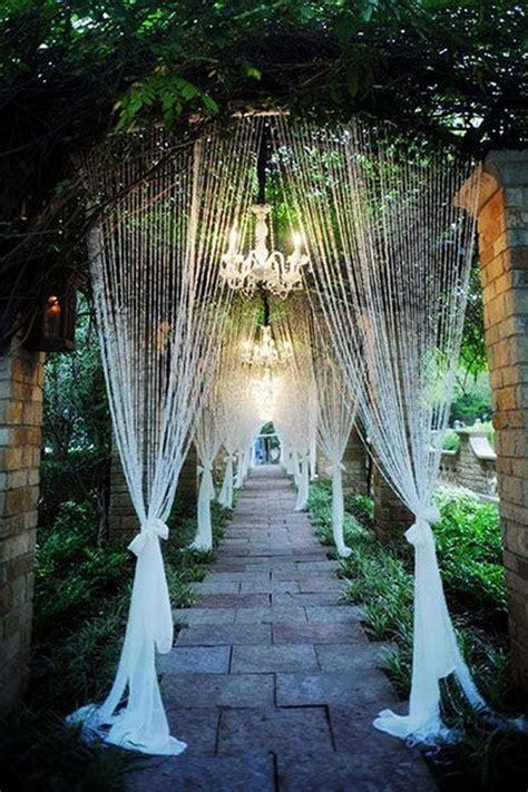 Walkway Decorations by 20 Creative Wedding Entrance Walkway Decor Ideas Deer