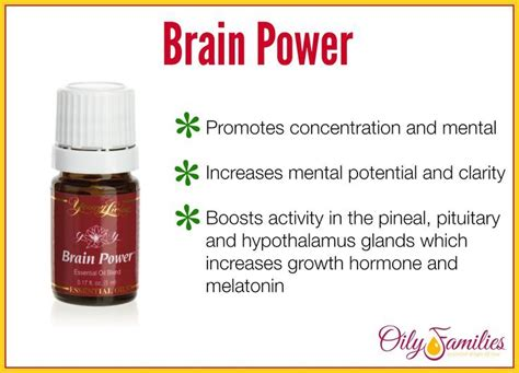 Brain Power Living Essential 5ml Back To School With Living Brain Power Can Help