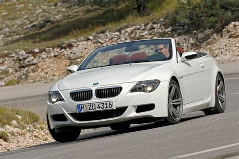 how it works cars 2008 bmw m6 engine control 2008 bmw m6 overview cars com