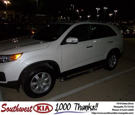 Kia Mesquite Southwest Kia Of Mesquite Would Like To Say Congratulation