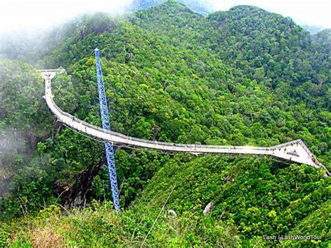 Feet In Meter review langkawi cable car and sky bridge lashworldtour