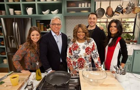 food network renews weekly cooking show the kitchen