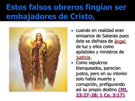 sepulcros blanqueados falsos profetas falsa doctrina