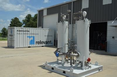 filtration solutions and services for relevant purification