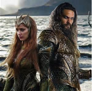 Justice league meet queen mera aquaman s wife princess of xebel