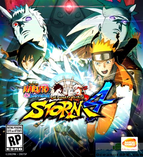 download game mod naruto ultimate ninja strom apk naruto shippuden ultimate ninja storm 4 apk free download