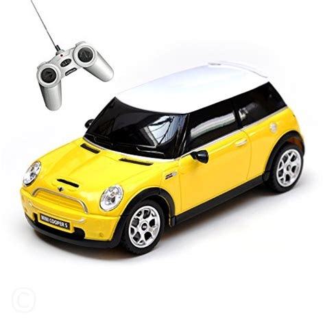 Radio Controlled Mini Cooper Mini Cooper Remote Radio Controlled Car 1 24 Scale Model