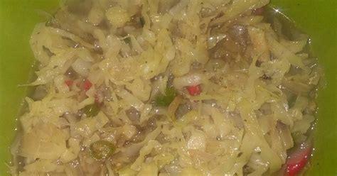 resep sayur kol enak  sederhana cookpad