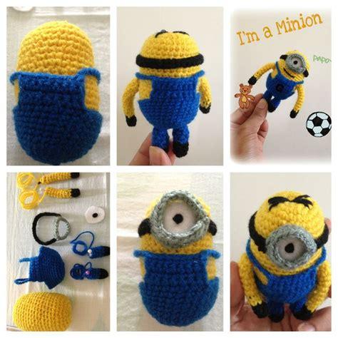 pinterest minion pattern free pattern minion crochet and minions on pinterest