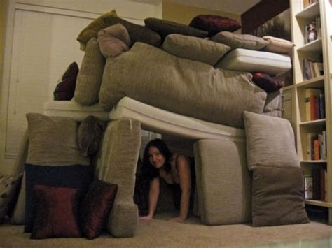 how to make a fort on a couch the power of the pillow fort contempo sofa blog
