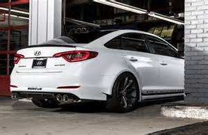 Modified Hyundai Sonata 2014 Sema Show High Performance