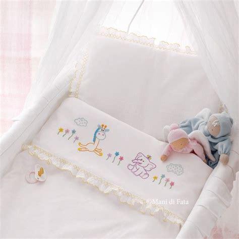 culle bimba lenzuolino culla disegnato di fata bimbi